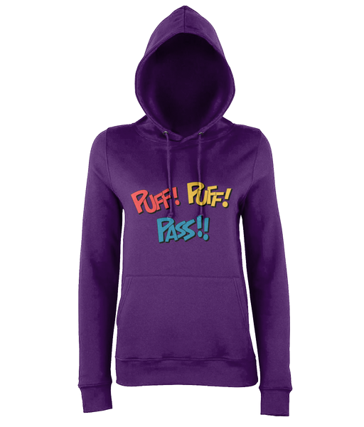 GOT7 - Mark 'Puff Puff Pass' College Hoodie