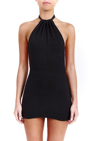 BOUNTY dress - jet black