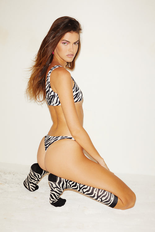 JAGGER bottoms – zebra