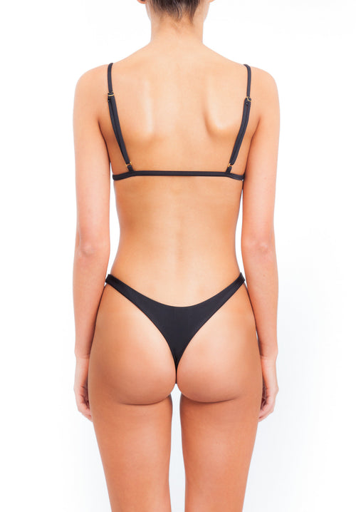JAGGER bottoms – jet black
