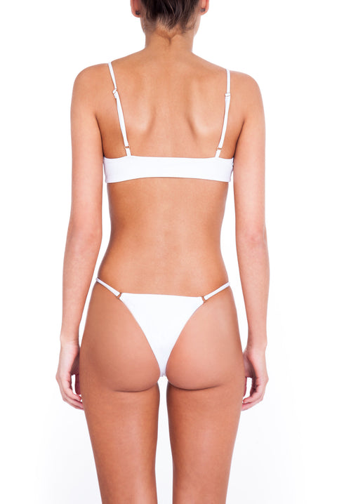 RINGLEADER bottoms – pure white