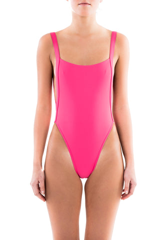 COZI one piece – hot pink