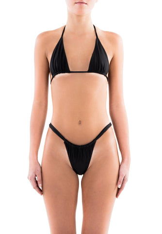 AMORE bottoms - jet black