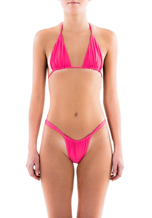 AMORE bottoms - hot pink