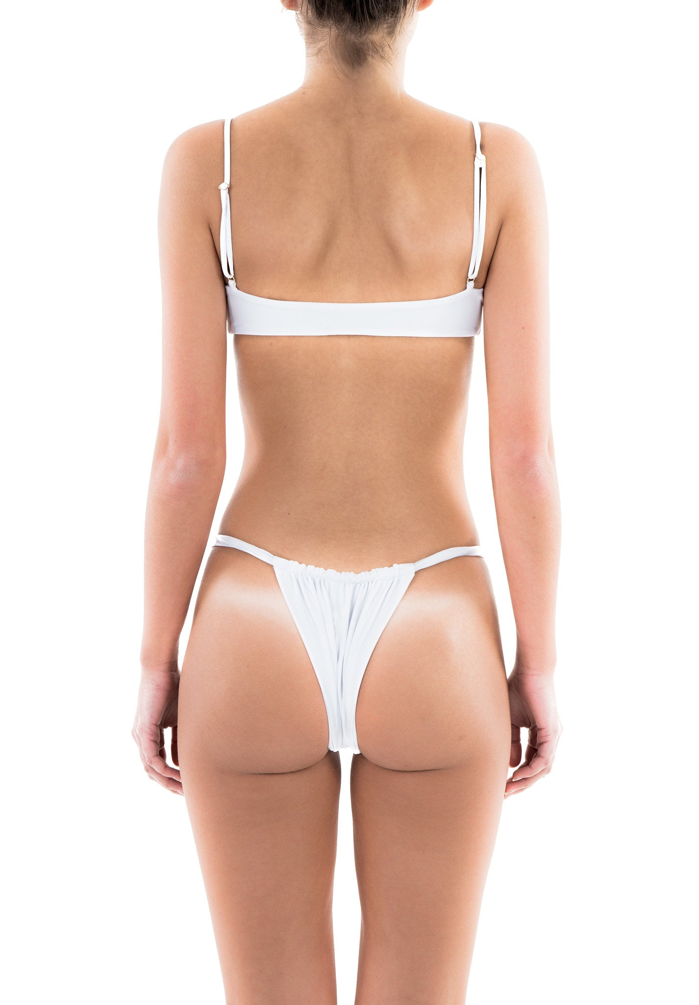 AMORE bottoms - pure white