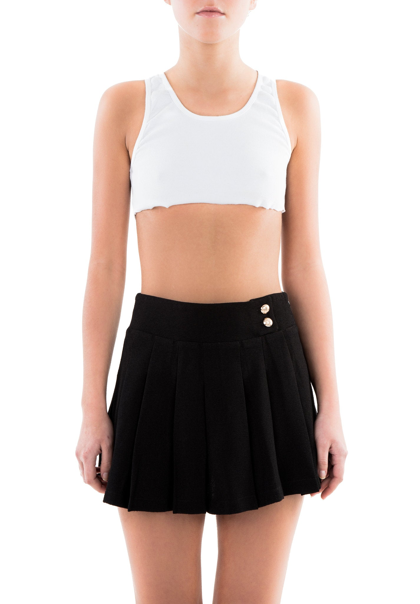 CHER skirt - black