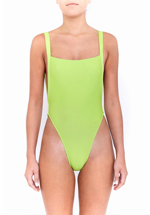 COZI one piece – lime green