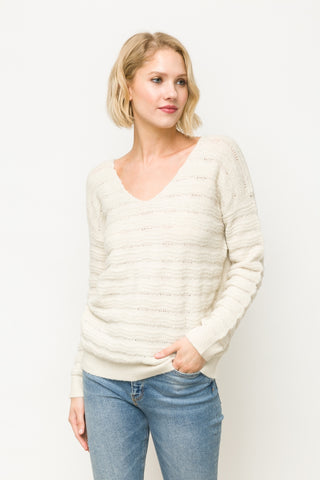 Get Twisted Sweater