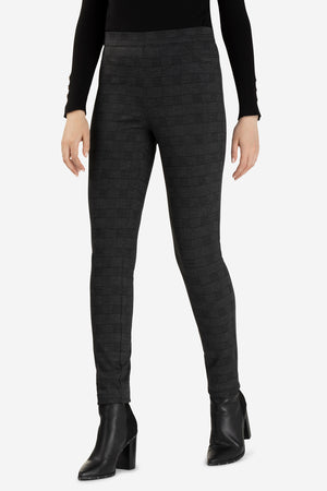 Pull- On Ponte Leggings