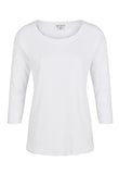 Cotton Rib T-Shirt