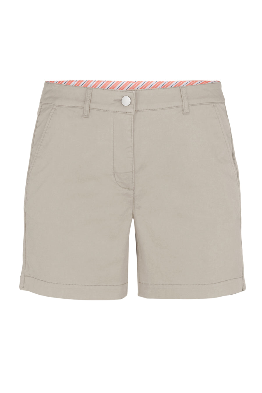 Ultra- Soft Fly Front Short