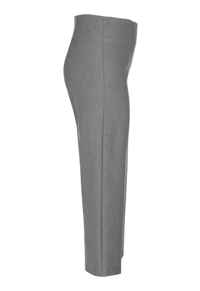 Compression Knit Palazzo Pants