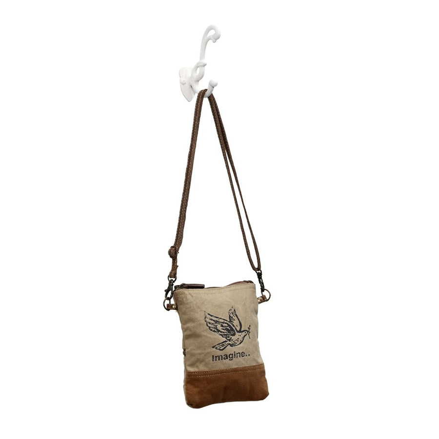 Flying Bird Crossbody Bag