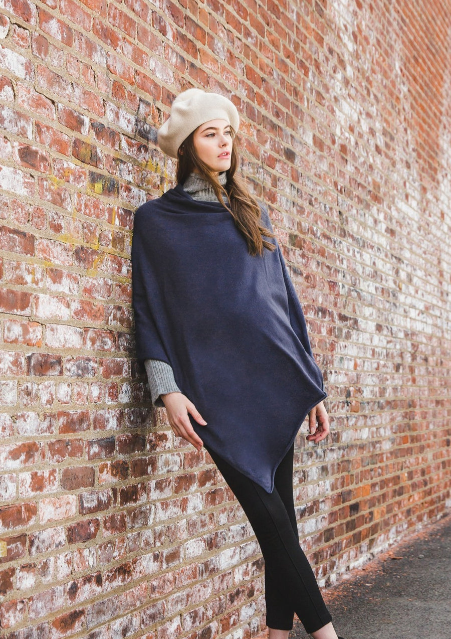 Basic Triangle Poncho