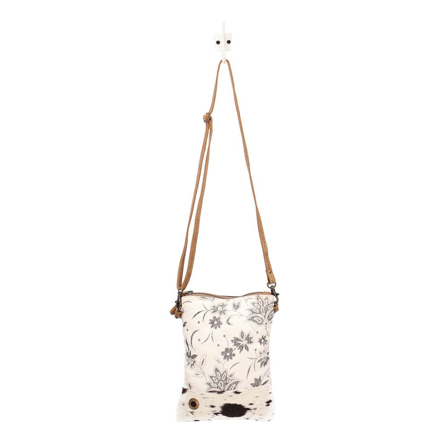 Bloom Bleach Crossbody Bag