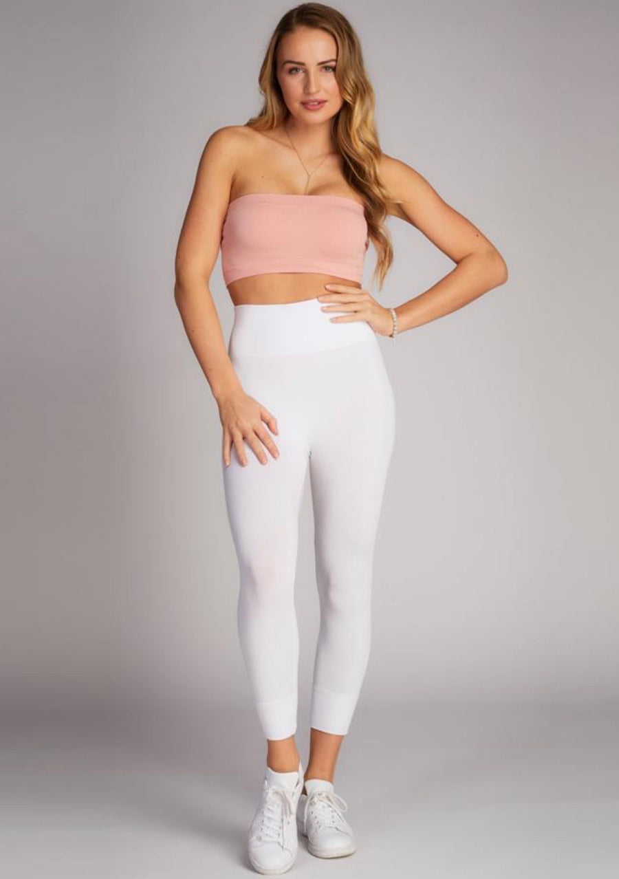 3/4 High Waisted Bamboo Leggings