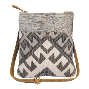 Criss Cross Fantasy Crossbody Bag