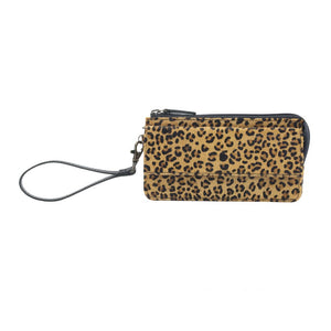 Uptown Girl Leather & Hairon Wallet
