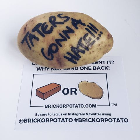 POST A POTATO