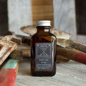 Vesta's All Natural Beard Care