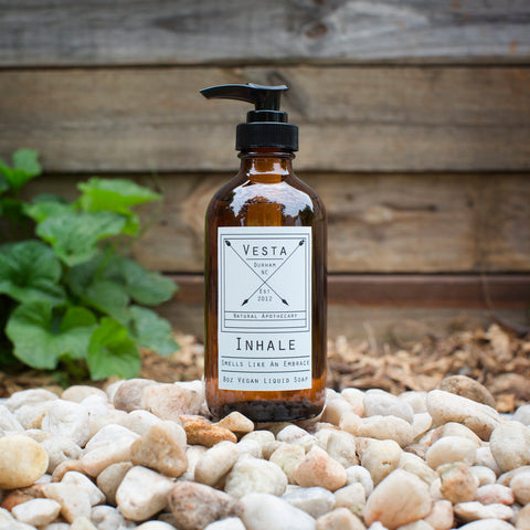 Inhale Vegan Liquid Soap