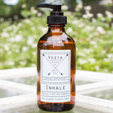 Inhale | Lemon, Rosemary, and Mint | Vegan Liquid Soap
