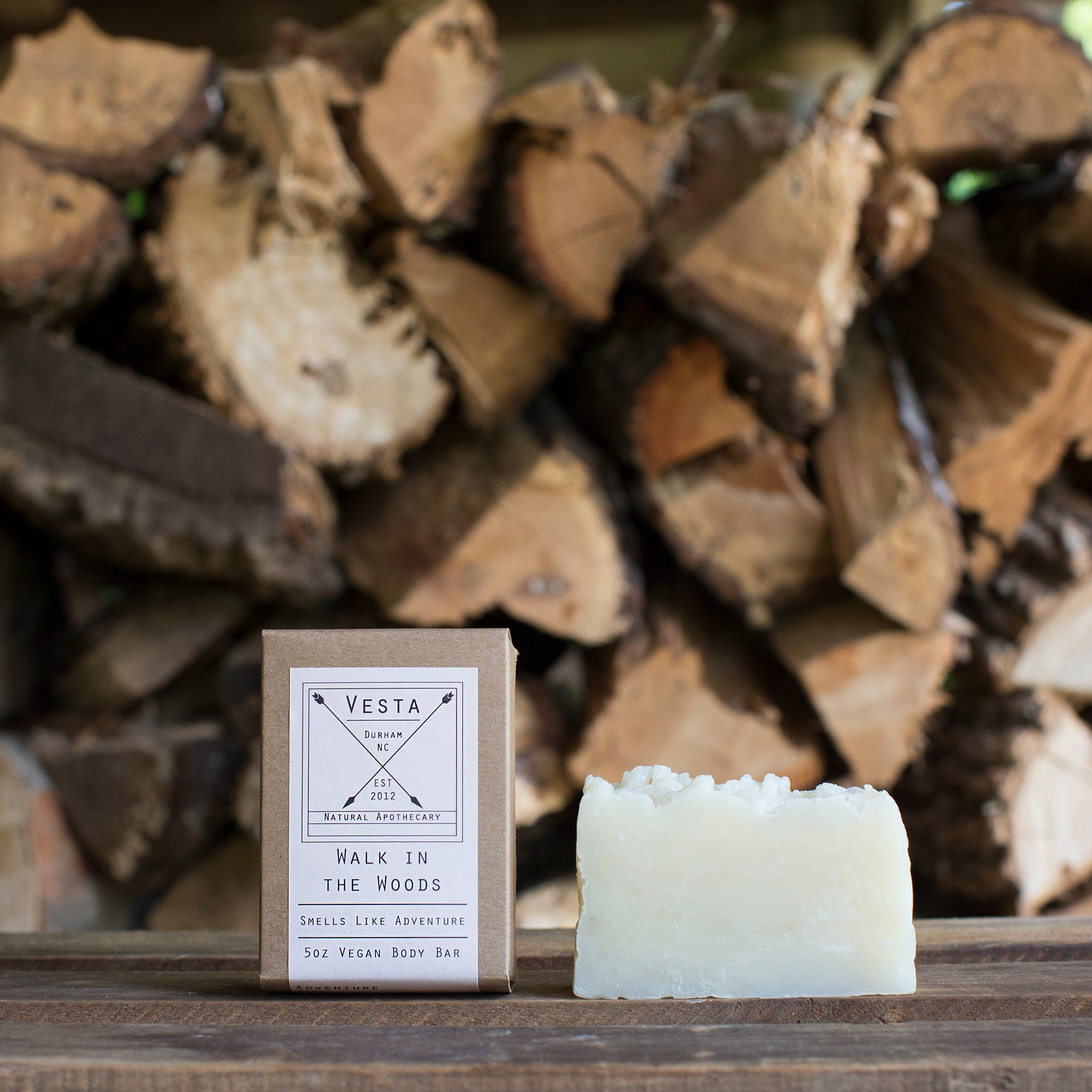 Walk in the Woods Vegan Soap