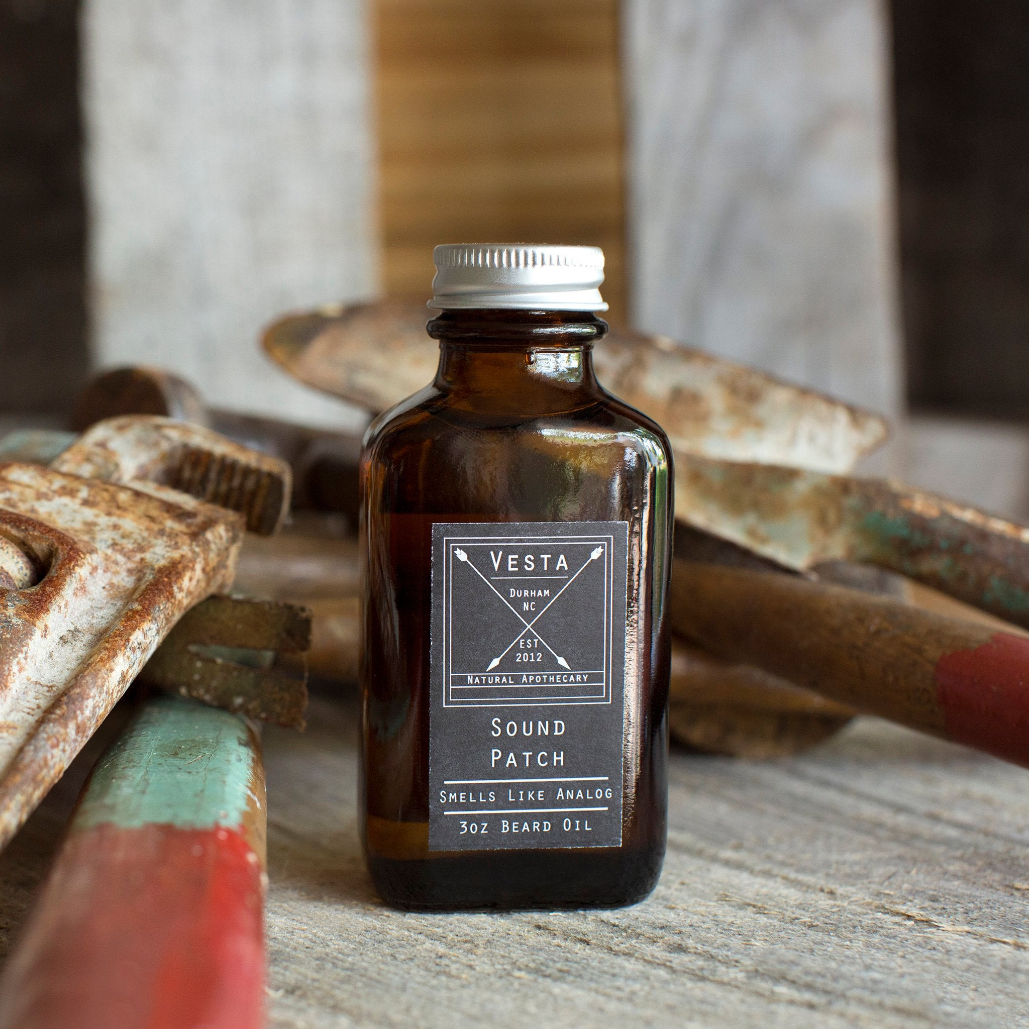 Sound Patch Beard Oil | 3oz | Spearmint