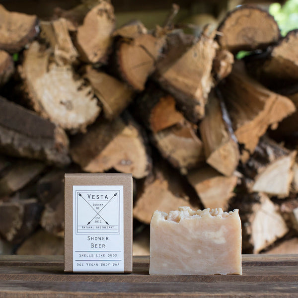 Shower Beer | Vegan Body Soap | 5oz