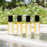 Aromatherapy Oil Roller Set | Vesta's Four Restorative Oils