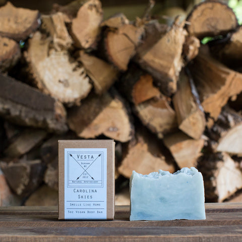 Carolina Skies | Vegan Body Soap | 5oz