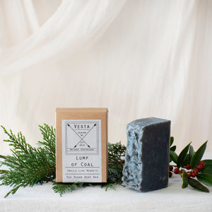 Lump Of Coal | Vegan Body Bar | 5oz