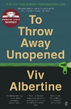 Viv Albertine | To Throw Away Unopened