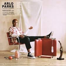 Arlo Parks | Collapsed In Sunbeams - Red Vinyl