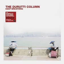 The Durutti Column | Keep Breathing - Red Vinyl