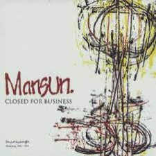 Mansun | The Dead Flowers Reject - RSD20