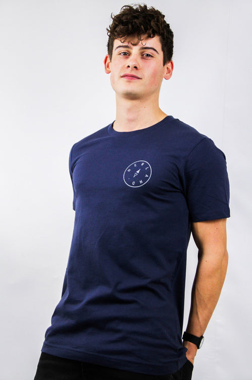 Newland Supply Co. / Stoked Row Tee