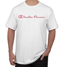 Claudia Parsons - Champion Font Tee