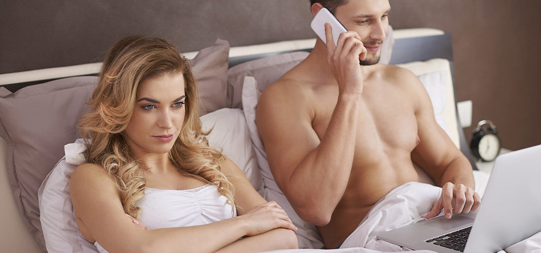 What to do When Your Phone is Interrupting Your Sex Life