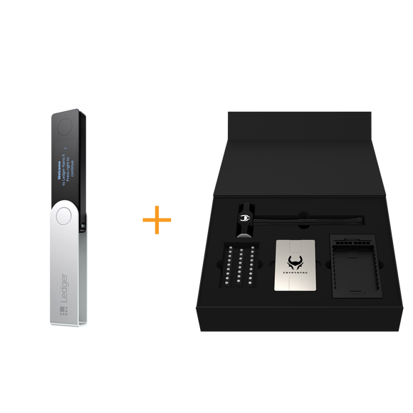 Backup Bundle Ledger Nano X