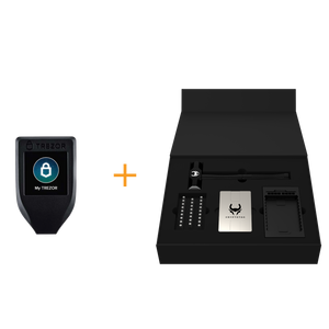 Backup Bundle Trezor Model T
