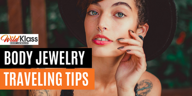 Body Jewelry Traveling Tips