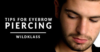 Tips for Eyebrow Piercing