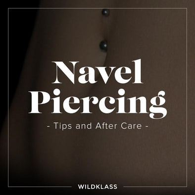 Navel Piercing Tips and Aftercare