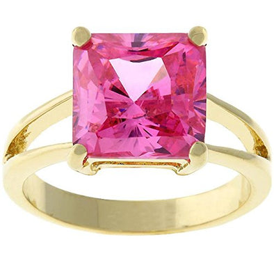WildKlass Pink C'este Di Amore Ring-WildKlass Jewelry