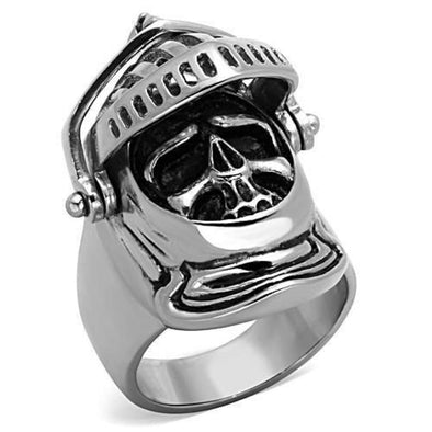 WildKlass Stainless Steel Novelty Ring High Polished (no Plating) Men-WildKlass Jewelry
