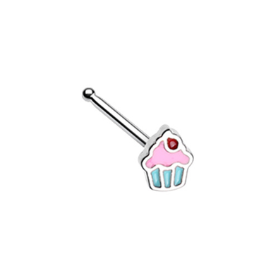 Icing to my Cupcake WildKlass Nose Stud Ring-WildKlass Jewelry