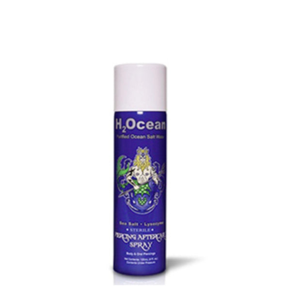 H2Ocean 1.5 OZ Piercing Aftercare Spray-WildKlass Jewelry