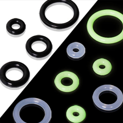 O-Ring Replacement Package for Plugs (10pcs)-WildKlass Jewelry