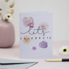 Set of 8 Pressed Flower Greetings Cards
